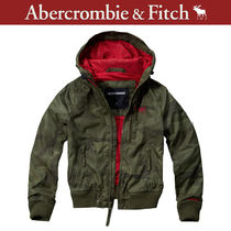 Abercrombie&Fitch(アバクロ)メンズブルゾン