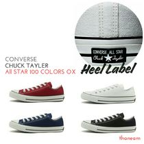 CONVERSE★ALL STAR 100 COLORS OX コンバース オールスター