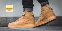 大人気★NIKE AIR FORCE 1 HIGH 人気カラー WHEAT