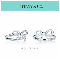 日本未入荷【Tiffany & Co】So Cute♪Tiffany Bow Ring
