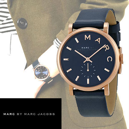 Marc by Marc Jacobs watches dark blue MBM1329