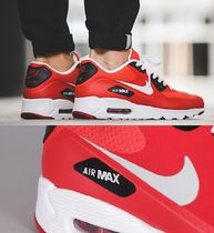 Sale!男のRed ☆Nike☆ Men's Air Max 90 Essential 819474-600