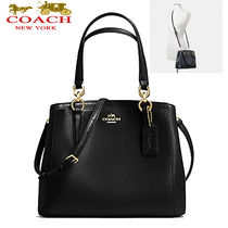COACH 11月新作 F57847 Crossgrain Leather Minetta 2way