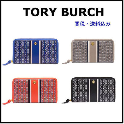 Tory Burch 長財布 *人気*【関税・送料込み】Tory Burch/GEMINI ContinentalWallet