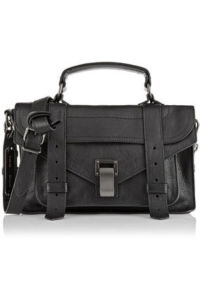 PROENZA SCHOULER★The PS1 tiny leather satchel