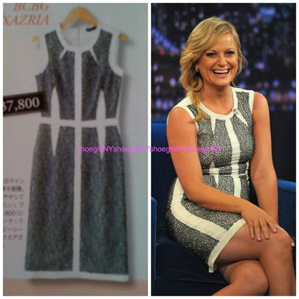 Vanthan can posted on BCBGMAXAZRIA lace dress now available