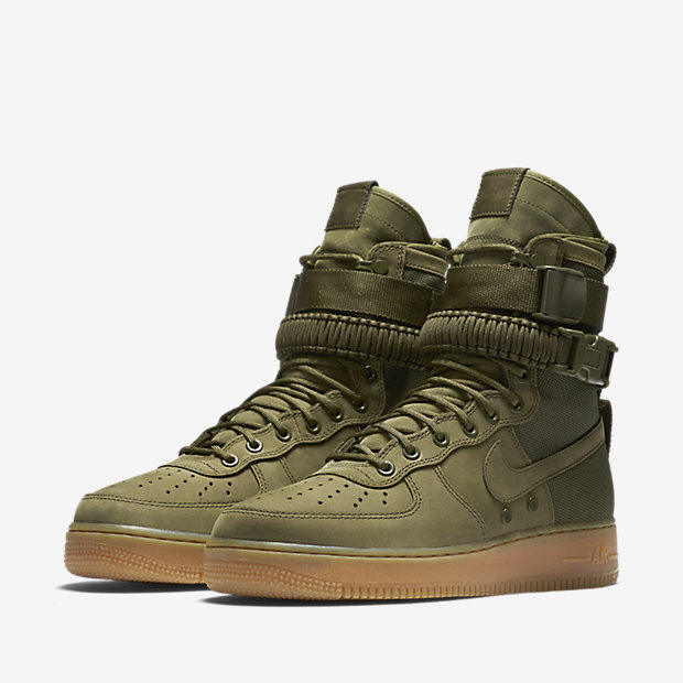 【売り切れ御免 NIKE】SPECIAL FIELD AIR FORCE 1 QS 859202 339