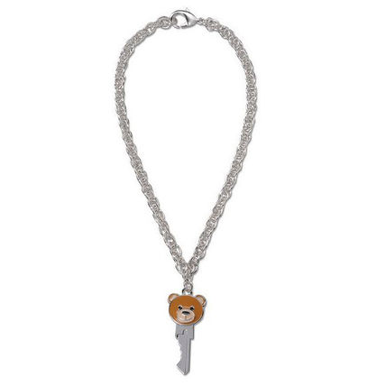 ★★★MOSCHINO★★★ Teddy Bear Key Necklace