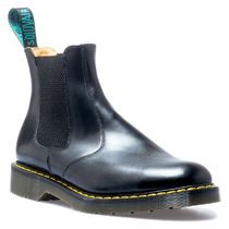 DrMartens By SOLOVAIR 青タグ Mad in England サイドゴアブーツ