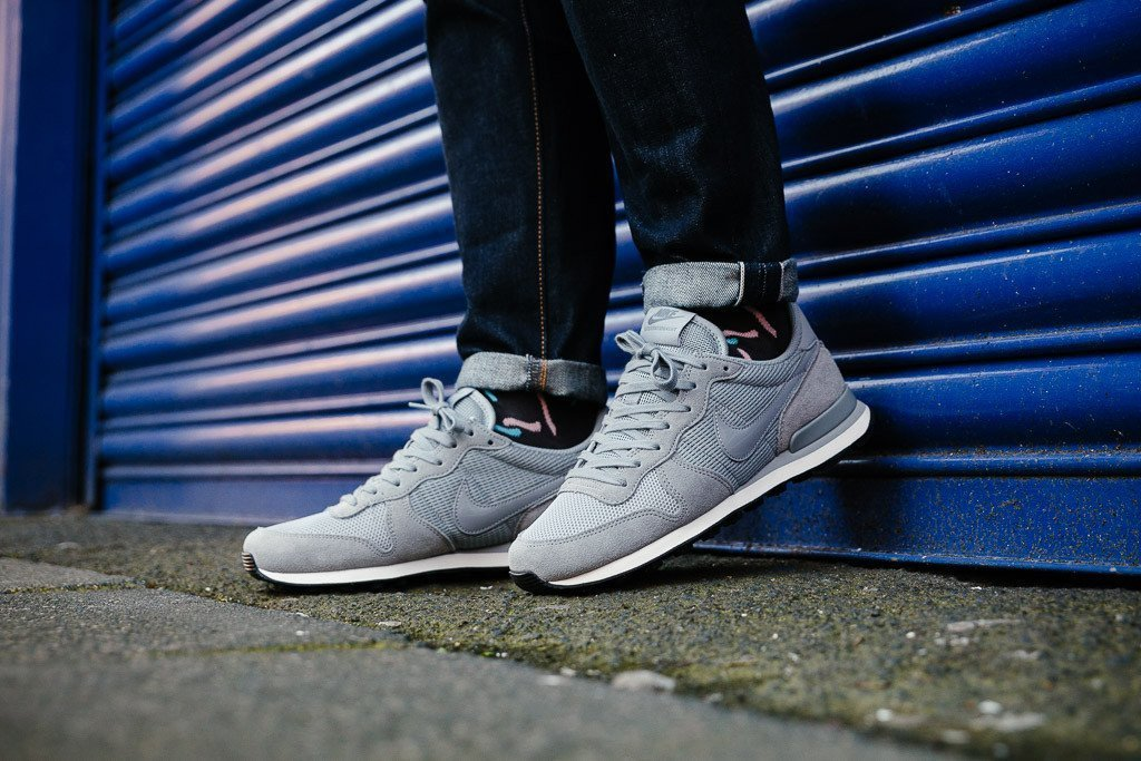 "★WMNS★[NIKE]Internationalist ""STEALTH GREY""【送料込】"