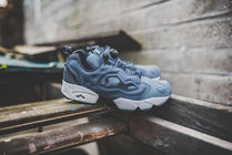 "★UNISEX★[REEBOK]INSTAPUMP FURY TECH""ROYAL SLATE""【送料込】"