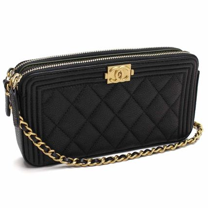 2017SS!CHANEL チェーンウォレット A84069 【即発】