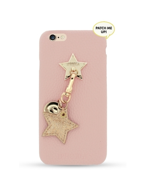 IPHORIA iPhone 7用ケース(Star Lining Case nude)