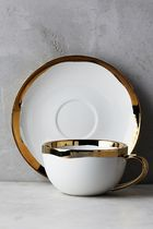 【Anthropologie】 Dauville Cup & Saucer