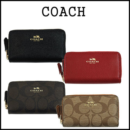 3-5 days at COACH double zip coin purse Coin Case