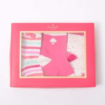 【国内即発】kate spade★LAYETTE THREE-PACK SOCKギフトセット
