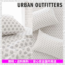 Urban Outfitters☆Plum&Bow Woodblock Blossom 枕カバーセット