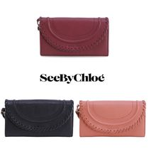 【関税負担】See by Chloe 16AW POLLY 長財布☆3色♪♪