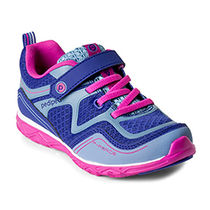 Pediped Flex★Force Navy/Fuchsia[超軽量/Flex Fit付/洗濯機OK]