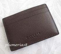 Coach(コーチ)-money clip cc leather