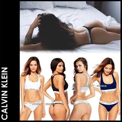 3-7 days arrival / Calvin Klein bra & female pants: strings
