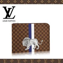 2016-17AW☆LOUIS VUITTON☆ポシェット・ジュールGM ダミエ