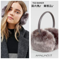 TED BAKER(テッドベイカー ) イヤーマフ テッドベイカー(TED BAKER)ふわふわイヤーマフ♪