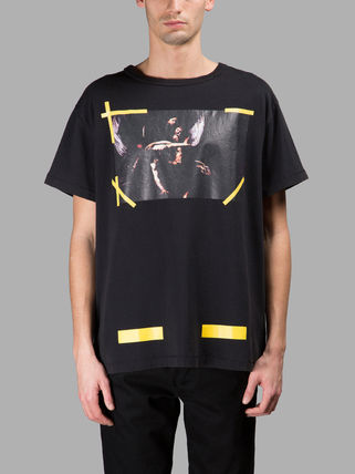 AW16 OFF WHITE-off white 7 OPERE t-shirt day