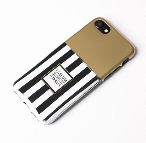 ◆IPHORIA◆ [IPHONE 7] nail polish stripe case