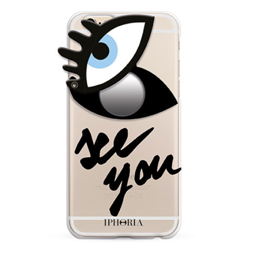 ◆IPHORIA◆ [IPHONE 7] see you mirror case
