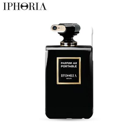 IPHORIA スマホケース・テックアクセサリー ◆IPHORIA◆ [IPHONE 7] portable perfume line black case