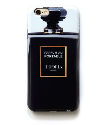 IPHORIA スマホケース・テックアクセサリー ◆IPHORIA◆ [IPHONE 7] portable perfume line black case (2)