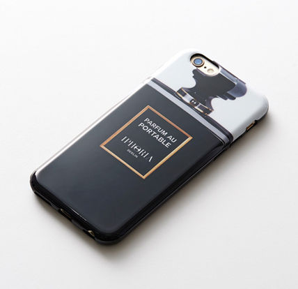IPHORIA スマホケース・テックアクセサリー ◆IPHORIA◆ [IPHONE 7] portable perfume line black case (3)