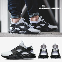 NIKE★AIR HUARACHE RUN ULTRA SE★バイカラー★白×黒