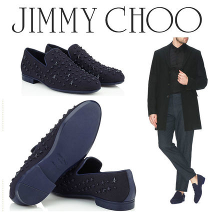 VIP purchase JimmyChoo SLOAN studded loafers on