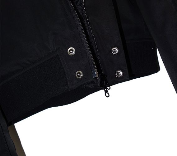 MPQ正規品◆SCAR FACE_CRIS DETAIL 4oz QUILTED PADDING JUMPER