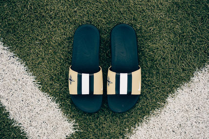 【セール】NIKE BENASSI NFL SAINTS SOLARSOFT - TEAM GOLD