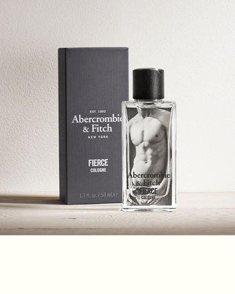Abercrombie & Fitch フレグランス  大きいサイズでお買い得! FIERCE Cologne50ML