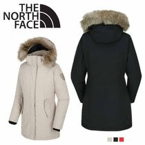 THE NORTH FACE〜冬を暖かく!W'S MCMURDO AIR VX COAT 3色