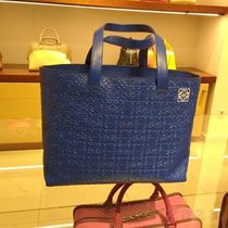 LOEWE Outlet セール★ロエベ East West Bag small 型押し