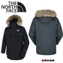 THE NORTH FACE〜冬を暖かく!M'S MCMURDO AIR DOWN PARKA 5色