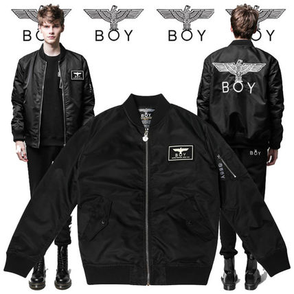 BOYLONDON London jacket Ma-1