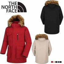 THE NORTH FACE〜冬を暖かく!M'S VX MCMURDO PARKA 5色