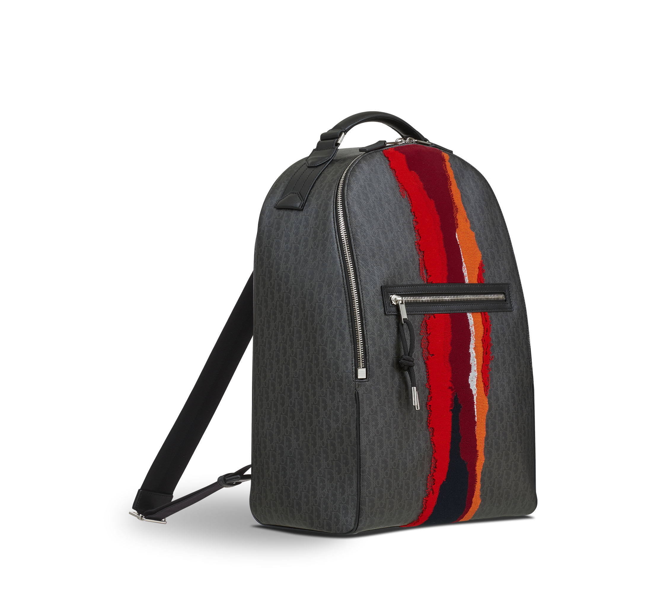 【DIOR HOMME】17SS新作★ダークライトキャンバスBackpack関税込