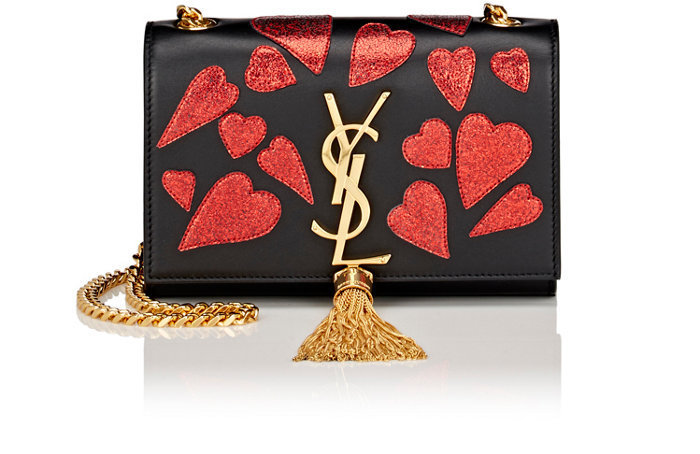 ☆ SAINT LAURENT  Monogram Kate Small Chain Bag