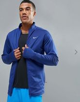◆NIKE◆ランニング♪ Running Dri-FIT Thermal Jacket In Blue