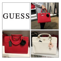 GUESS Talene Satchel 16GF-661-2 (RED/WHITE)