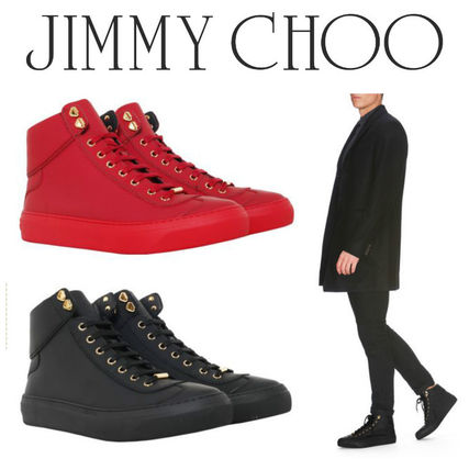 VIP purchase Jimmy Choo ARGYLE Hi-Top sneakers