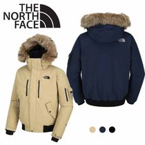 THE NORTH FACE〜冬を暖かく!M'S MCMURDO DOWN BOMBER JKT 3色