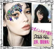 DOLLS KILL(ドールズ・キル) アイウェアその他 公式インスタ紹介【Dolls Kill】STAINED GLASSTRA FACE LACE